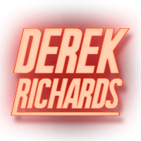 Comedian Derek Richards